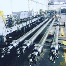Камышинский крановый завод освоил выпуск новых гидроцилиндров