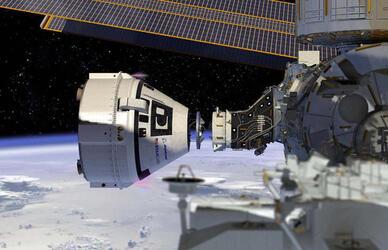 Boeing закупает в России детали для своего пилотируемого космического корабля Starliner