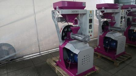 Компания «ЖАСКО» выпустила модернизированную партию экструдеров малой производительности