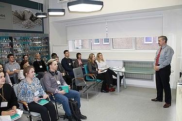 «ВИБРОТЕХНИК» провел семинар-практикум для торгующих организаций