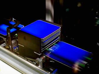 Завод «Хевел» расширил технологическую линию производства в Чувашии