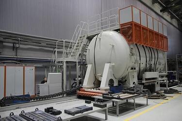 ПАО «Компания «Сухой» модернизирует производственные мощности для Су-57 и Су-35