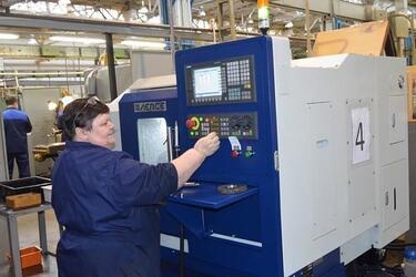 В Кировской области наладили производство станков с ЧПУ