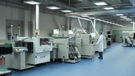 Томская компания «ЭлеСи» модернизировала производство печатных плат