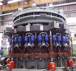 Уралмашзавод изготовил инновационную дробильную установку для предприятия Северстали