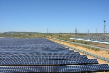 В Оренбургской области запущена очередная новая солнечная электростанция мощностью 30 МВт