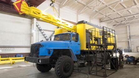 Новую буровую установку разработали в Алтайском крае