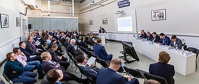 На площадке компании «Прософт-Системы» прошло заседание Комитета по энергетике СОСПП