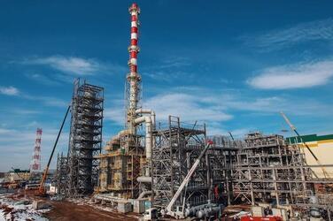«Татнефть» ввела в эксплуатацию две новые установки гидроочистки углеводородов