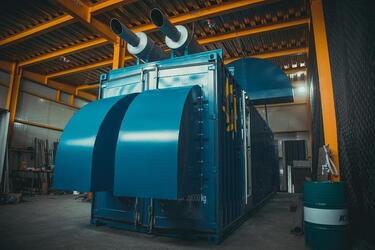 Производство дизельных электростанций начато во Владивостоке