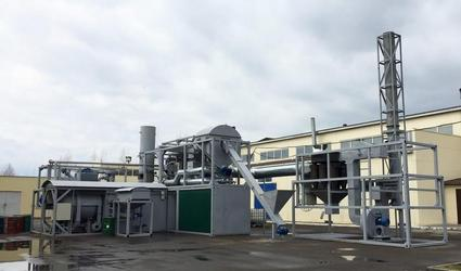Установку для переработки отходов, разработанную в Татарстане запустят в Германии