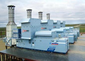 Ростех поставил энергетическое оборудование компаниям «Газпромнефть», «Лукойл» и «Новатэк»