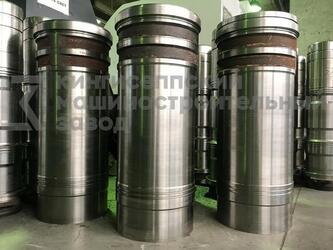 На КМЗ запустили производство втулок для судовых двигателей SKL Motor GmbH