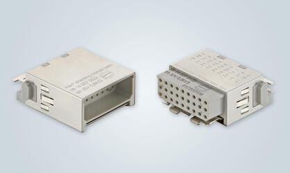 Han-Modular®: Новый экранированный модуль для передачи питания и сигналов