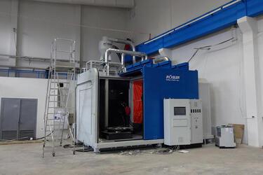 На Невском заводе реализуется новый этап локализации производства газовых турбин