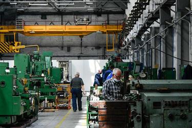 В Краснодаре на заводе имени Седина запустили в производство 19 станков