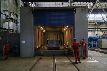 Волгоградский завод буровой техники возобновил работу после шестилетнего простоя