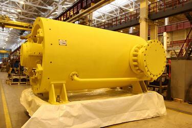 Компрессоры производства «РЭП Холдинга» введены в эксплуатацию на Бованенковском НГКМ
