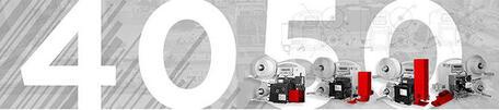 Электрические принтер-аппликаторы Legi-Air 4050B