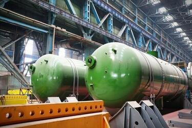 «Атоммаш» изготовил комплект из 4 парогенераторов для энергоблока №1 АЭС «Аккую» в Турции