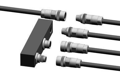 Инновационная технология Push Pull для соединителей M12