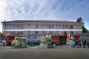 Коломенский завод отправил в Самару три электровоза