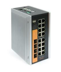 Новый сетевой управляемый коммутатор Fastwel NM800