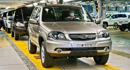 АВТОВАЗ начал производить модель Niva под брендом LADA