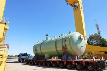 «Атоммаш» отгрузил парогенератор для строящегося энергоблока №4 АЭС «Куданкулам»
