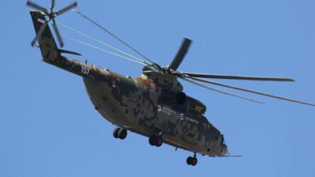 Разработка арктической версии вертолета Ми-26Т2В начнется в 2021 году