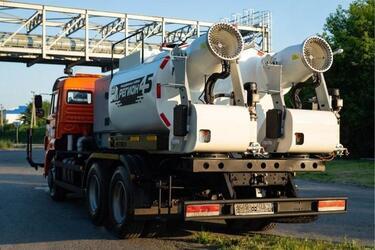 Российский завод дорожной техники выпустил новые модели спецтехники