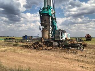 «НоваВинд» приступила к строительству «Марченковской» ВЭС в Ростовской области