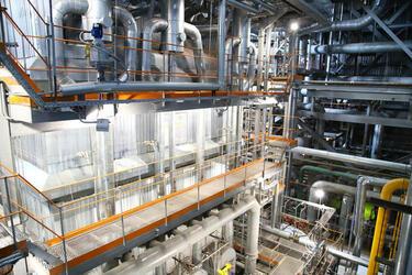 Т Плюс ввела в эксплуатацию новый энергетический котел на Дзержинской ТЭЦ