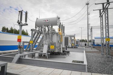 В Татарстане открыты новая подстанция на 110 кВ и производственная база энергетиков
