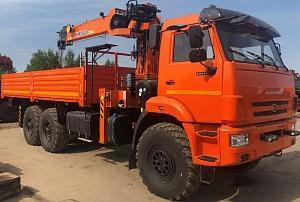 «Техинком» выступает дистрибьютором кранов-манипуляторов «Hangil Special Vehicle»