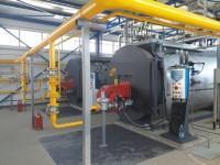 Для картонного завода запущена автоматизация котельной пароводогрейного вида