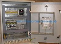 В управлении паровым котлом применяется щит на основе контролирующего устройства ОВЕН ПЛК73