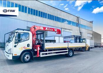 FAW расширил линейку среднетоннажных грузовиков