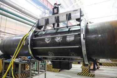 Петрозаводскмаш принял в эксплуатацию новое технологическое оборудование