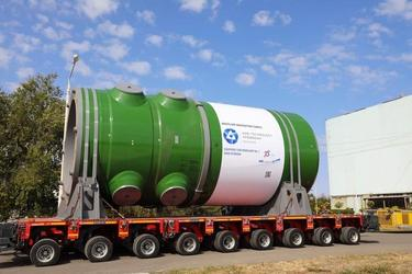 Атоммаш отгрузил первый корпус реактора для строящейся первой АЭС в Турецкой Республике