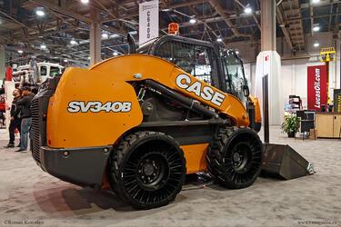 CNH Industrial запустил сборку мини погрузчиков в Татарстане