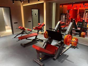 Тренажеры INTENZA и KRAFT Fitness в здании Центрального аппарата РЖД