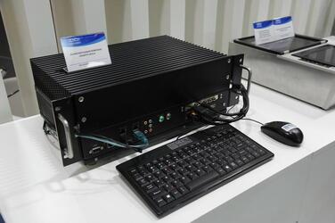 Ростех представил новый промышленный компьютер на базе «Эльбруса-8С»