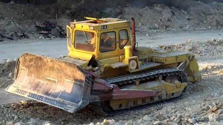 25 октября исполнится  45 лет со дня выпуска первого чебоксарского трактора