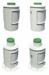 Тополь 12 – идеальный септик для большого коттеджа