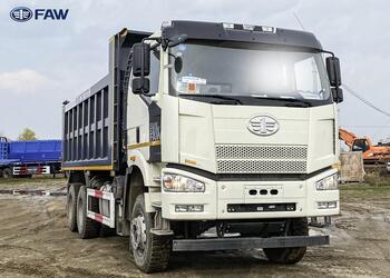 В 2020 году FAW намерена добиться двукратного увеличения продаж грузовиков в РФ