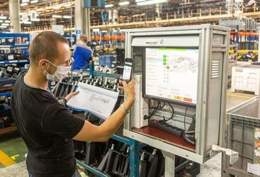 На «КАМАЗе» внедряется система оперативного управления производственными процессами в цеху