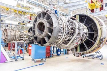 Оборудование EKF устанавливают на крупнейших объектах авиакосмической отрасли