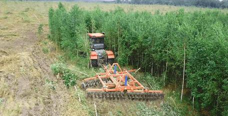 «Кировец» - эффективный инструмент возрождения земельного Фонда России