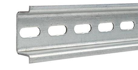Усиленные DIN-рейки для тяжелых габаритных аппаратов от EKF